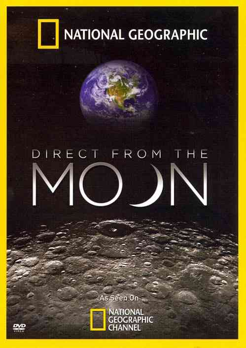 DIRECT FROM THE MOON (DVD)
